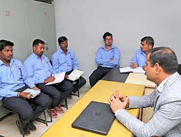 Employee Corner - Shivsamarth Associates